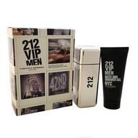 Perfume 212 Vip 3.4 Edt Travel Set 2 Pzas M 4896