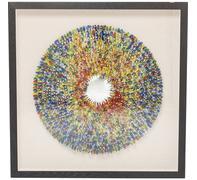 Cuadro Colour Explosion 120x120cm