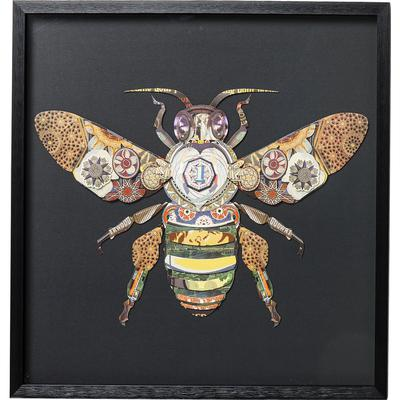 Cuadro Art Bee 60x60cm