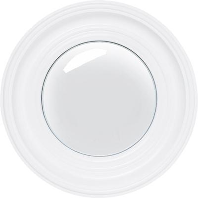 Espejo Convex blanco Ø39cm