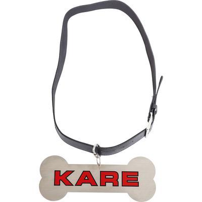 Toto XL Halsband Kare