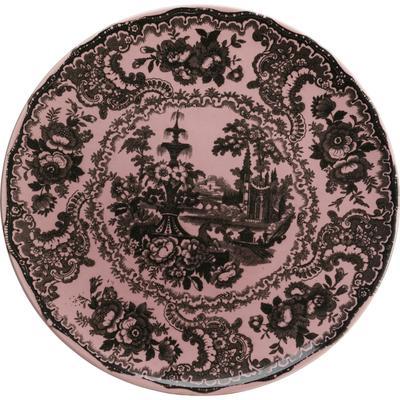 Plato ensalada Sakura rosa Ø22 cm