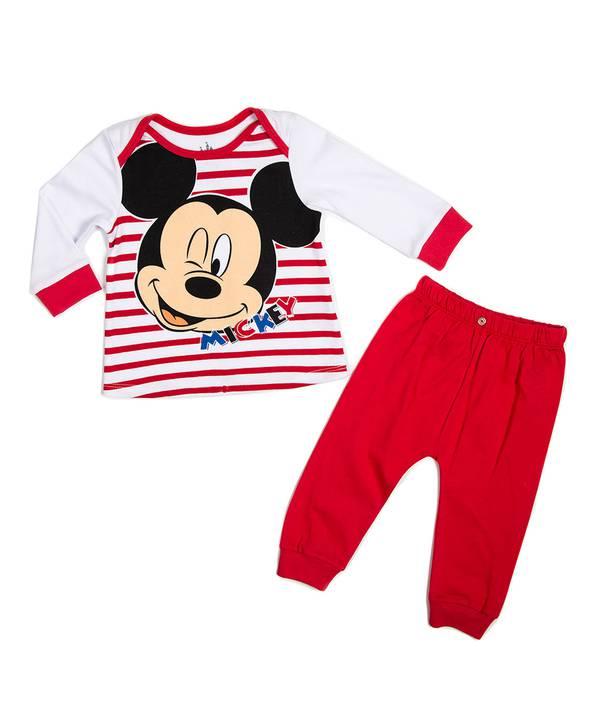 Pijama Ml/Pl Bebito Mickey