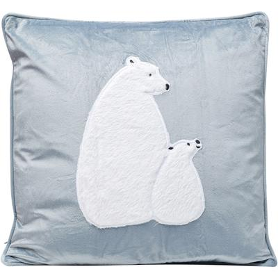 Cojín Polar Bear Family 45x45cm