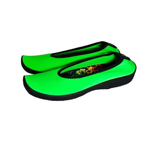 Zapatos Casual Verde