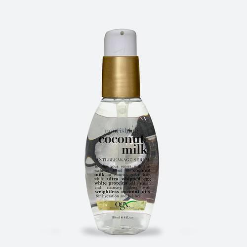 Serum coconut milk transparente 0742