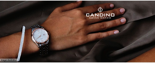 CANDINO RELOJES HOMBRE Y MUJER