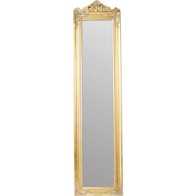 Espejo pie Barock dorado