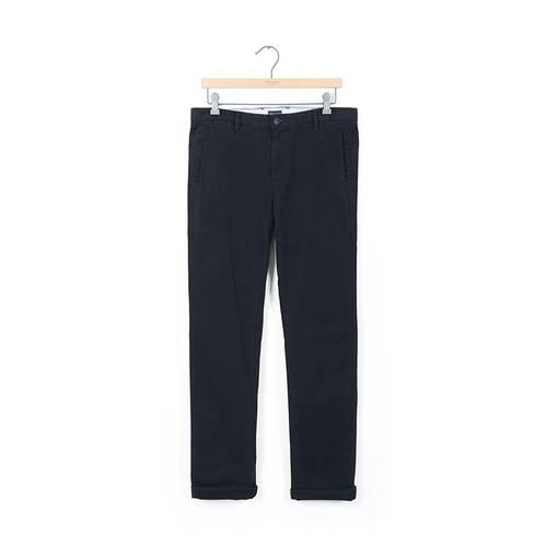 Pantalon Fulton Color Siete para Hombre - Negro