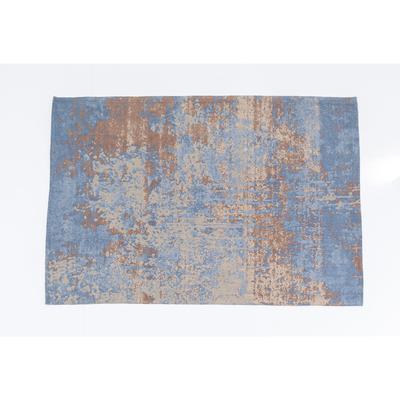 Alfombra Angus azul 200x300