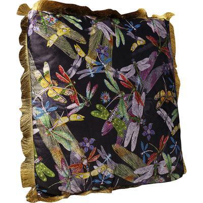 Cojín Tropical Garden Fringe 45x45cm