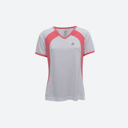 Camiseta Misky Blanco Salmon