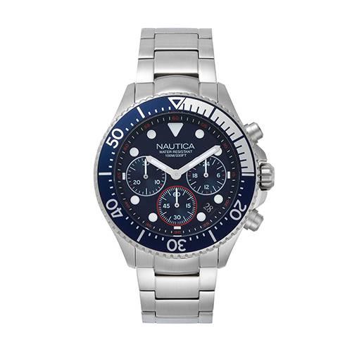 Reloj westport Azul - Plateado