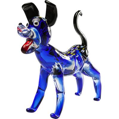Figura decorativa Blue Dog