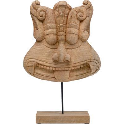 Objeto decorativo Mask African 56cm