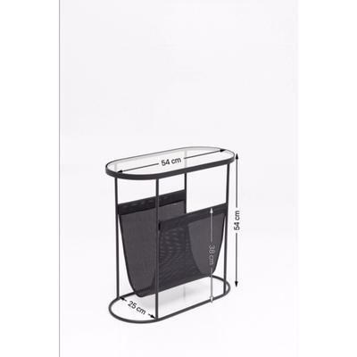 Mesa auxiliar Mesh Journal 53,5x25cm