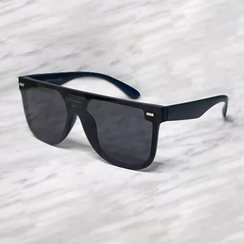 Gafas de sol polarizada con filtro UV 400 Negro - Negro