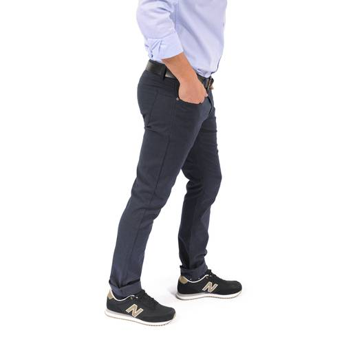 Pantalón Cleverlander Color Siete para Hombre - Azul