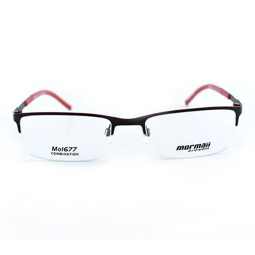 Gafas Oftálmicas Mormaii Negro Rojo