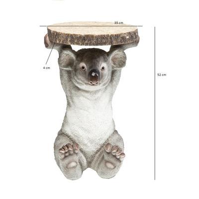 Mesa auxiliar Koala Ø33cm