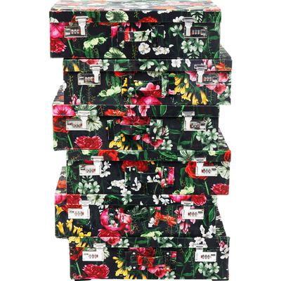 Cómoda Suitcase Flores