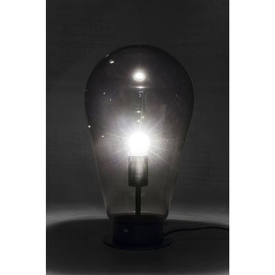 Lámpara mesa  Bulb negro