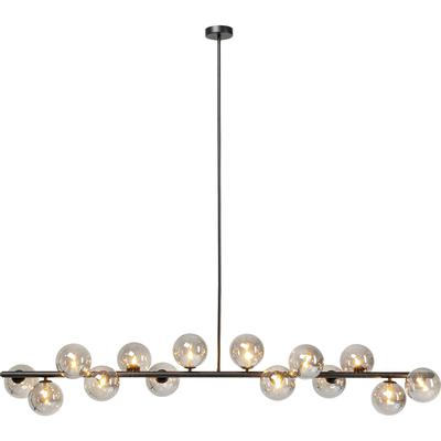 Lámpara Scala Balls negro 150cm