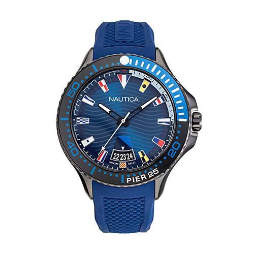 Reloj Pier 25 Azul - Negro