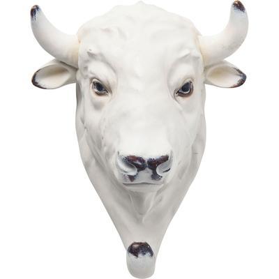 Perchero pared Cow