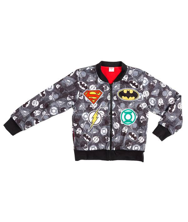 Chaqueta Niño Justice League