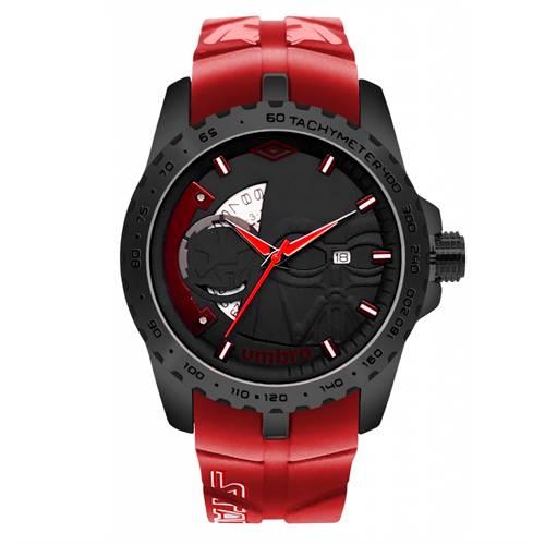 Reloj Análogo Dorado-Negro Umb-Sw02-5