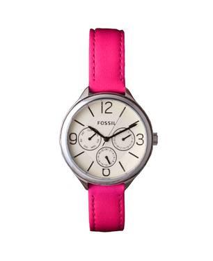 Reloj Blanco-Fucsia 3249 - Fossil