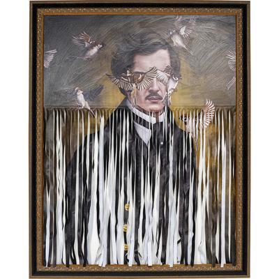 Cuadro Gentleman Cuts 163x130cm