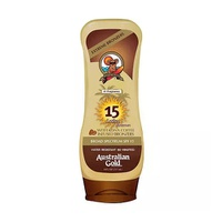 Australian Gold Sunscreen Lotion with Kona Coffee Bronzer 237ml