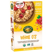 Natures Path Cereal Whole Os 325 Gr