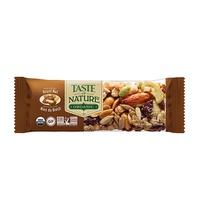 Taste of Nature Organic  BARRA DE NUEZ DE BRASIL  40 G