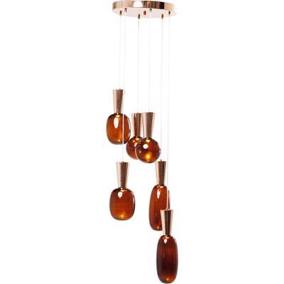 Lámpara Glass Goccia LED