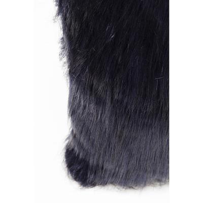 Cojines Ontario Fur azul oscuro 60x60