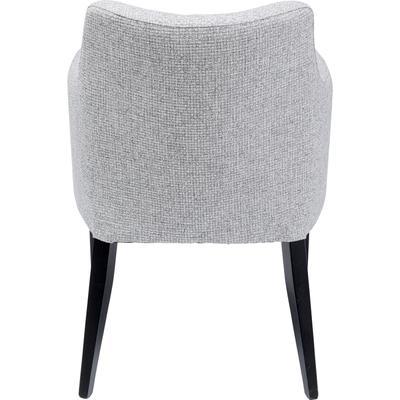 Silla rep Mode Dolce gris claro