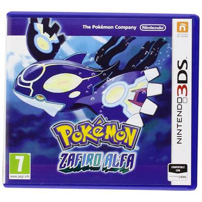 Pokemon Zafiro Alfa