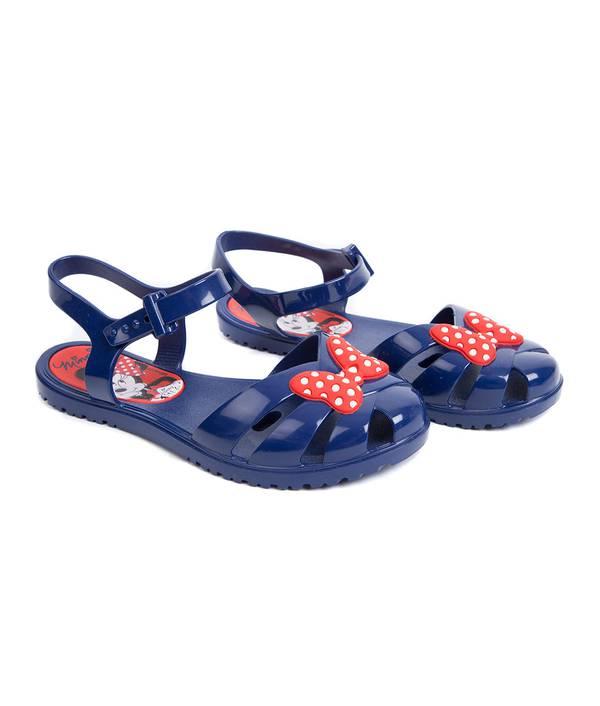 Sandalia niña Azul Minnie