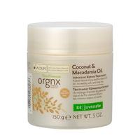 Tratamiento Reparador Coconut Macadamia  orgnx 150 ml