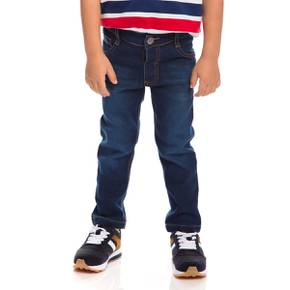 Jean para Little niño