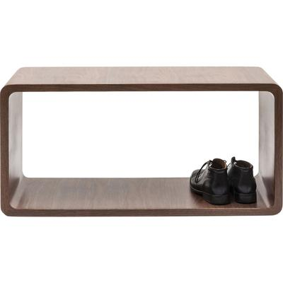 Cubo Lounge Walnut XL