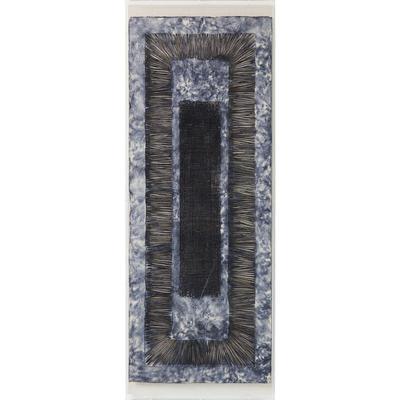 Cuadro Blue Magic 60x160cm
