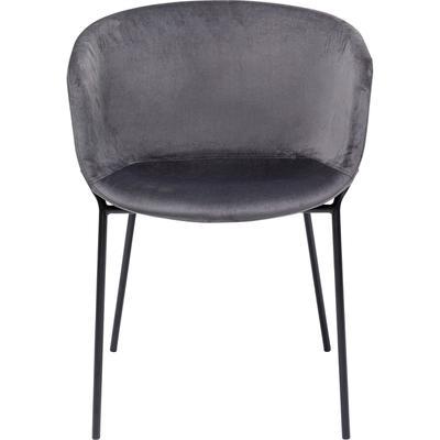 Chair with Armrest Raja Grey