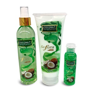 Kit Amor y Amistad Coconut Temptation