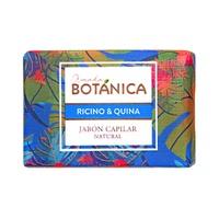 Jabón Capilar Amada Botánica Ricino & Quina Barra 120 g