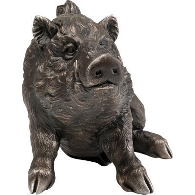 Objeto decorativo Wild Boar Herbert