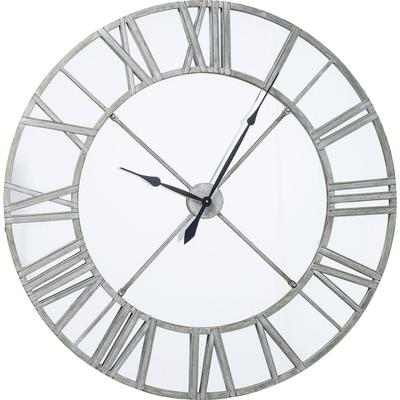 Reloj pared Factory Mirror Ø123cm